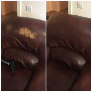 professional leather repairs